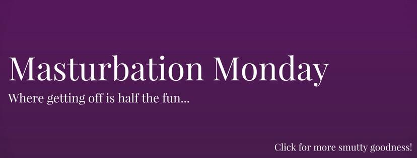 Masturbation Monday Banner