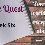 Quote Quest: Sex